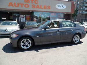 2008 BMW 328 xi LEATHER, PUSH TO START