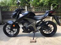 Suzuki gsxs 125cc