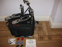 Pearl Eliminator 2002C Double Pedal - excellent condition with case, changeable cams, manual.