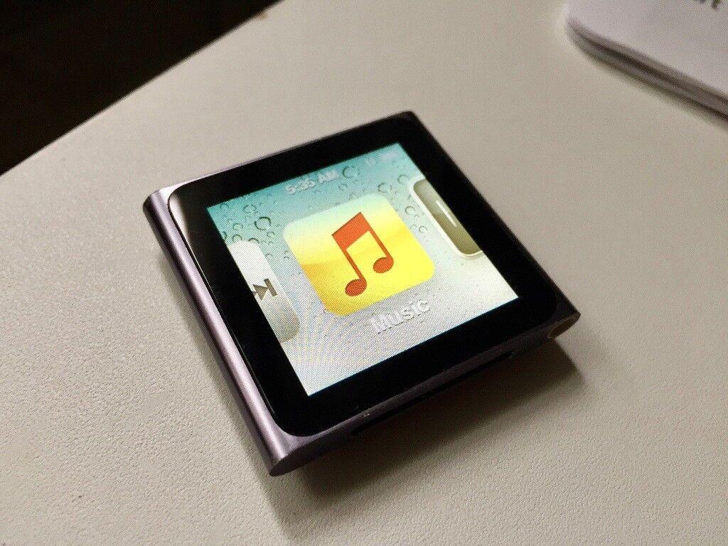 ipod nano 6th generation