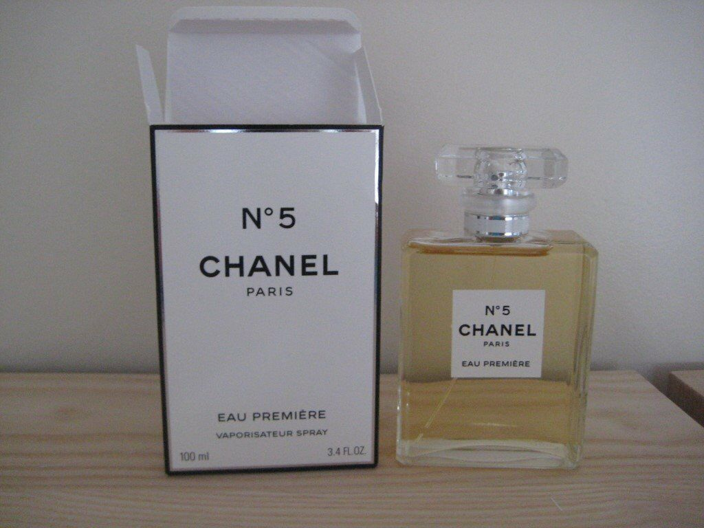d844ca9f Chanel No 5 Eau Premiere Perfume (Spray) 100ml - Large bottle, Genuine-  unwanted gift | in Sheffield, South Yorkshire | Gumtree