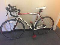 Full carbon Raleigh entry level road bike shimano 105 super light weight commuter bike 🚲 bargain o