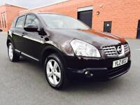##ONLY 75,000 MILES## OCTOBER 2009 NISSAN QASHQAI ACENTA 1.5 DCI FULL SERVICE HISTORY