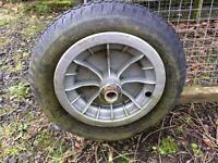 Wanted - wheelbarrow tyre