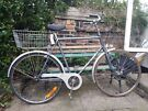 Puch Westminster 59cm Fully Serviced, ready to ride, 3 speeds Sturmey Archer