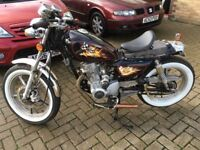 REDUCED!!!....Custom 125 Bobber learner Legal...5000 Miles....1 Owner...New MOT...