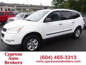 2010 Chevrolet Traverse 1LS (8 Passenger Seating)