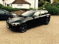 BMW 1 series 116i Sport (2012) Low Mileage