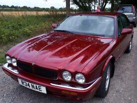 Stunning Jaguar XJ8 for sale, full main dealer service history, last owner 21 years