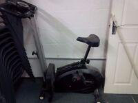 York Magnetic Cycle (Exercise Bike) Rowing Machine