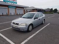 Vauxhall astra good condition