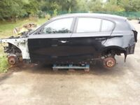 2011 BMW 118D M-SPORT E87 MANUAL - BREAKING FOR PARTS