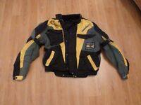 Revit amoured motorbike jacket, large.