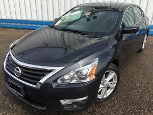 2015 Nissan Altima 2.5 SV *SUNROOF-HEATED SEATS* Kitchener / Waterloo Kitchener Area image 1
