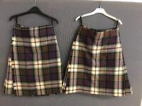 Kilts for sale - £25 each