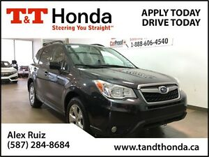 2014 Subaru Forester 2.5i Touring Package *C/S* *Local Car, No A