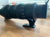 Nikon 70-200mm AF-S Nikkor f2.8G ED VR II - Pro Lens