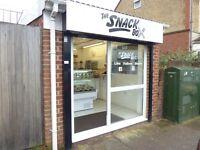 Sandwich Bar for Sale - Low Rent - Established Business - Near Football Stadium
