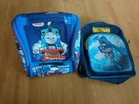2 toddlers bags both a fiver