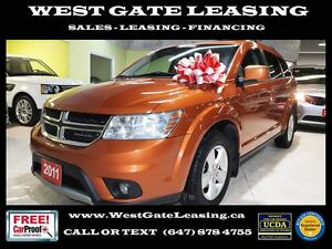 2011 Dodge Journey SXT | BLUETOOTH | CERTIFIED |