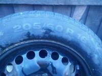 205/60/R16 ford Galaxy Tyres