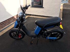 Electric bike , nearly new ,BARGAIN