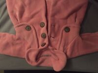 Stunning baby girls next coat 3-6 & 6-9 months