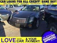 2005 Cadillac CTS 3.6L * LEATHER * POWER ROOF * AS IS