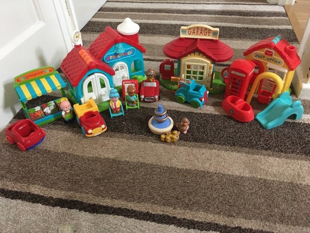 Happy Land Village (ELC) set | in Sandiacre, Nottinghamshire | Gumtree