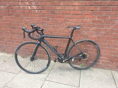 Boardman pro carbon road bike