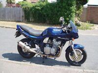 Suzuki GSF 600 SX bandit Blue Low mileage