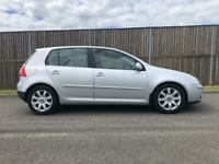 VW GOLF 2.0 GT TDI 140 BHP(ONE OWNER, LOW MILES, JUST SERVICED, LONG MOT, CRACKING CAR)