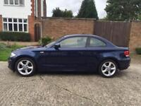 BMW 1 Series 118d Coupe 2011 year Service history - excellent condition with MOT