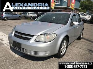2010 Chevrolet Cobalt LT 129km safety included