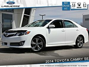 2012 Toyota Camry **SE*AUTOMATIQUE*NAV*CRUISE*A/C**
