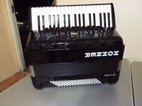 This is a lovely Horner piano accordion like new, £1000