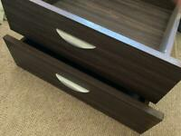 2 large storage/ under bed drawers £10 for the 2