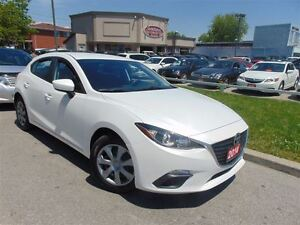 2014 Mazda MAZDA3 SPORT SKY ACTIVE- ONE OWNER-
