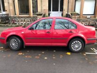 Volkswagen Bora - good condition - only selling it because i am moving abroad