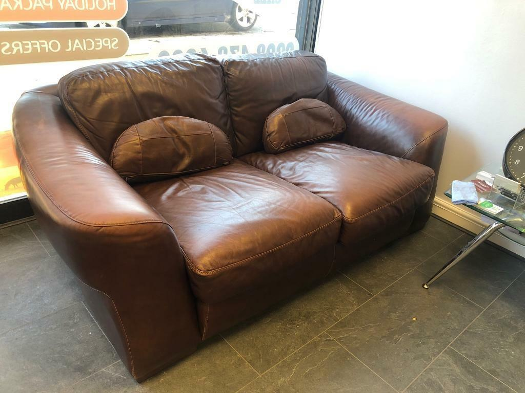 Italian leather sofas | in Kilburn, London | Gumtree