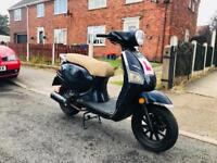 125cc b-line scooter I CAN DELIVER