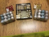 CHRISTMAS DECORATIONS.BRAND NEW AND UNUSED