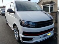 TRANSPORTER T6 .. 2019 .. LOW MILES.. MINT CONDITION