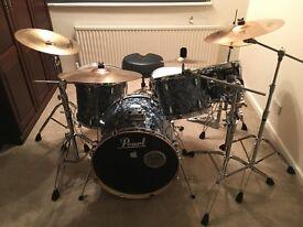 Pearl EXR 5-Piece Rock Drum Set