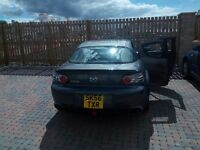 Mazda rx8 minted inside and out swap value £2000 or cash no less than £1800 well worth more minted.