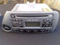 Ford 6000 Ka car radio cd player with code