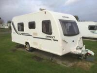 Bailey Orion caravan