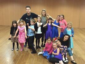 Children Dance Class In Chelmsford