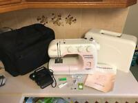 """New Home"" Janome Harmony 2041NX Sewing Machine"