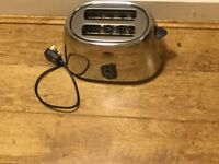 Breville TT48 Digital Stainless Steel 2 Slice Toaster
